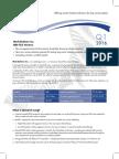 Medbiogene Fact Sheet q1 2016