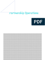 Partnership Operations