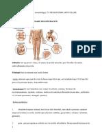 Reumatologie Si Nursing În Reumatologie