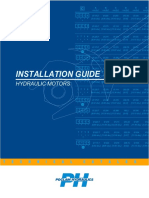 2007 PH Motor Installation Guide