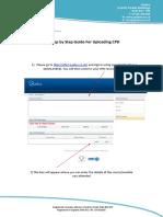 Uploading CPD Helpsheet