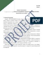 Proiect Procedura Unctad Empretec 2017