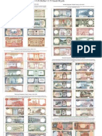 Saudi Currency
