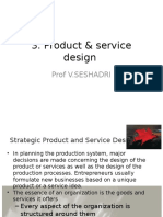 3. Product and Service Design Circ