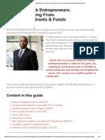 Black Enterpreneur