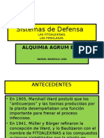 Sistemas de Defensa