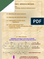 Grebennikov Impedance Matching Lecture 2