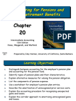 CH_20_Accounting for PensiOns and Postretirement Benefits.ppt