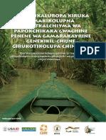 Manuales de contenidos de capacitación para pueblos indigenas - Versión YINE
