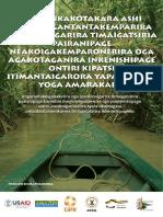 Manuales de contenidos de capacitación para pueblos indigenas - Versión Matsiguenka