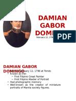 Damian Domingo