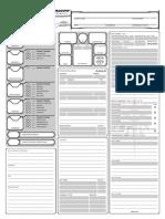 Ard Character Sheet - Warlock
