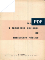 5 Congresso Nacional Do MP