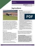 postnote precision agriculture