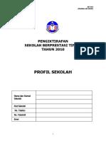 PROFIL PENCALONAN SBT