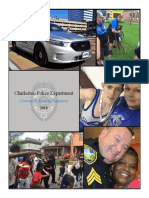 2016 Community Policing Initiatives Report