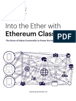 Grayscale Ethereum Classic Investment Thesis March 2017