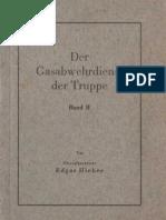 Gasabwehrdienst Der Truppe-Band 2 - Edgar Hieber