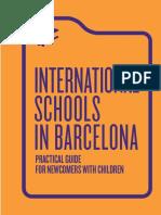 International Schools in Barcelona