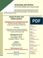 HPBJI 2017 April Event Flyer