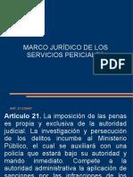 MARCO JURIDICO PRUEBA PERICIAL.ppt