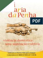 10 50-58-269 Cartilha Maria Da Penha Em Baixa