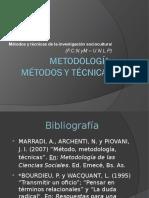Metodoytecnicas