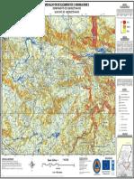 Huehuetenango Hht Mapa de Riesgos