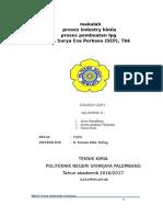Proses Pembuatan LPG Di PT SEP