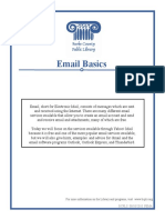 Email Basics
