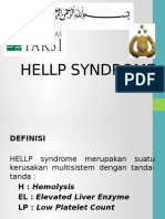 Ppt Hellp Syndrome