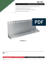 1033_DP-332ELD-14-3 Drip Tray