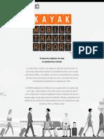 KAYAK Mobile Report Perú