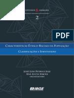 Características Étnico-Raciais Da População Brasileira