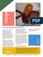 informe presentación Noupops