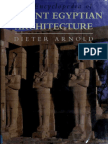 The Encyclopedia of Ancient Egyptian Architecture (Art)