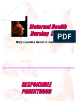 Maternal Health Nursing Skills
