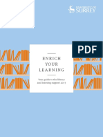 Enrich Your Learning(Library)