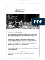 university of pittsburgh pdf info