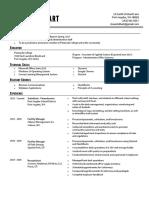 shauntel hart resume