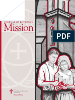 Journal of Lutheran Mission | March 2017