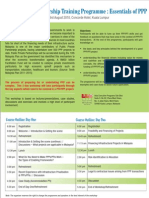 PPP Training - Essentials of PPP