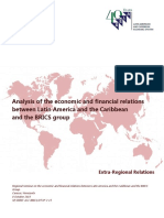 2015 SELA Analysis of the BRICS and LA C