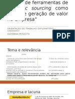 Avaliação 1 - TCC .Pptx