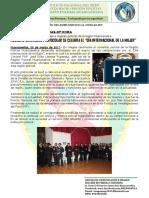 Nota de Prensa Nº 046 08mar17