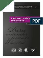 Carpizo 7. Laicidad y Simbolos Religiosos. Roberto Saba