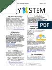 WNY STEM Hub e-newsletter March 2017