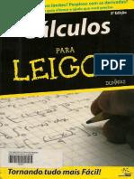 Calculo I para Leigos.pdf