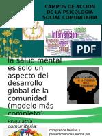 CAMPOS DE ACCION DE LA PSICOLOGIA SOCIAL COMUNITARIA.pptx