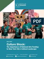 NEA Arts Funding